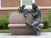 Henson Statue at University of Maryland :